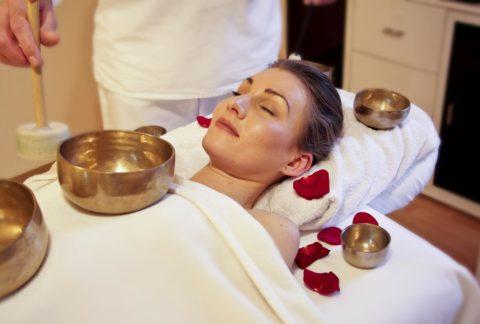 Aroma wellness massage 30 min
