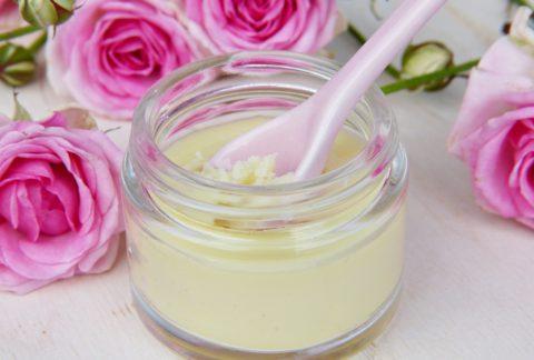 Zenza de luxe : Rozenkwarts rozen gezichtsbehandeling